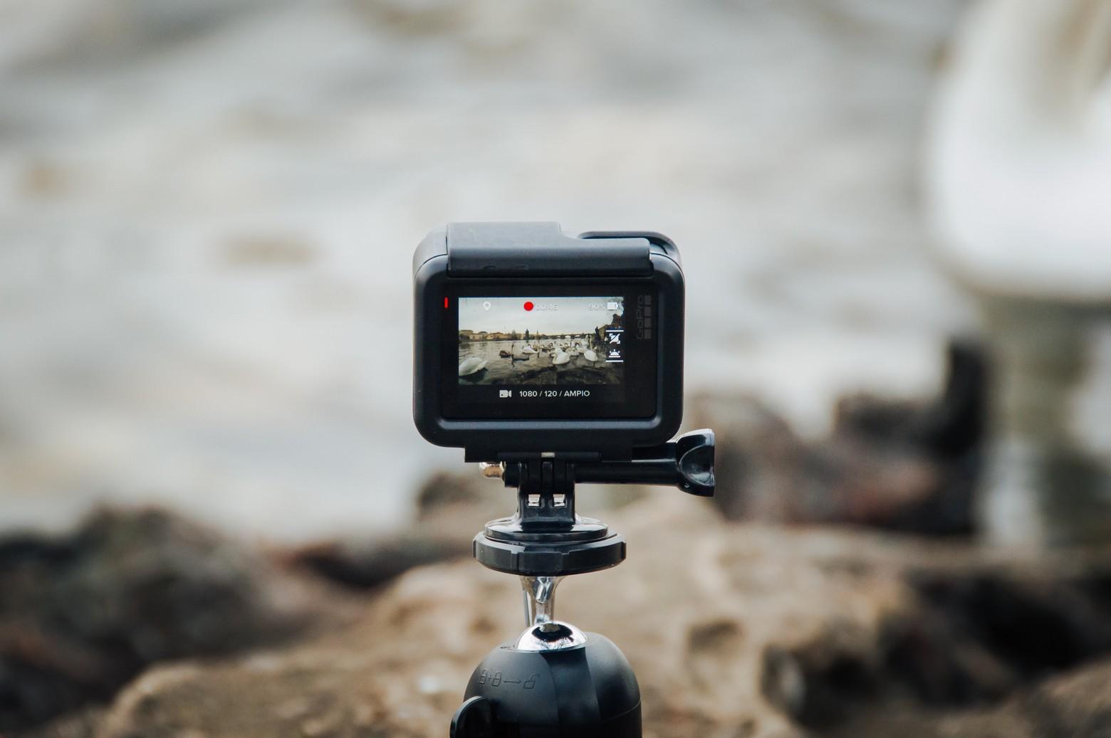 écran appareil photo