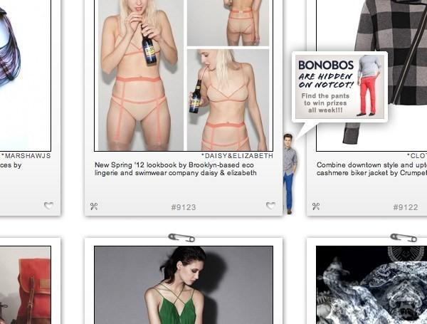 bonobos homepage site