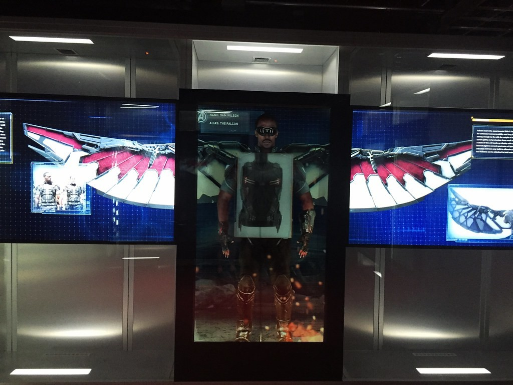 Marvel Avengers STATION retailtainment